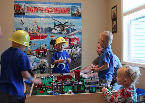 LEGO Birthday Party - MOM | Modern Organized Mom
